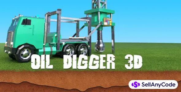 Oil Digger 3D – Trading game