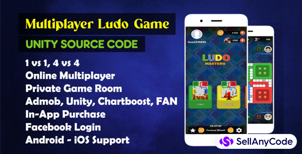 Online Ludo Game Source Code