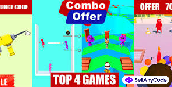 Orion Games Exclusive COMBO Offer: 4 TOP Trending Games NOW!
