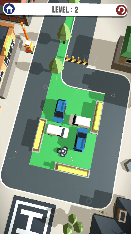 PARKING SPACE | TRENDING GAME