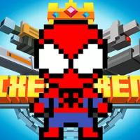 PIXEL ARENA : Golden Age of Piracy Spiderkid