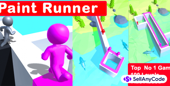 Paint Runner – Trending Hyper Casual Game