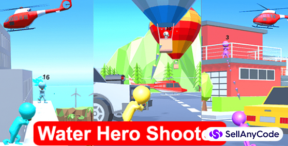 Painter Shooter – Trending Hyper Casual Game