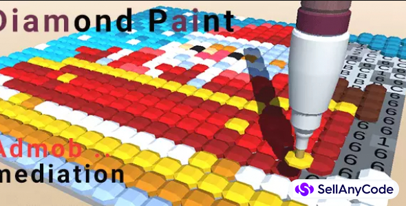 Paint with Diamond