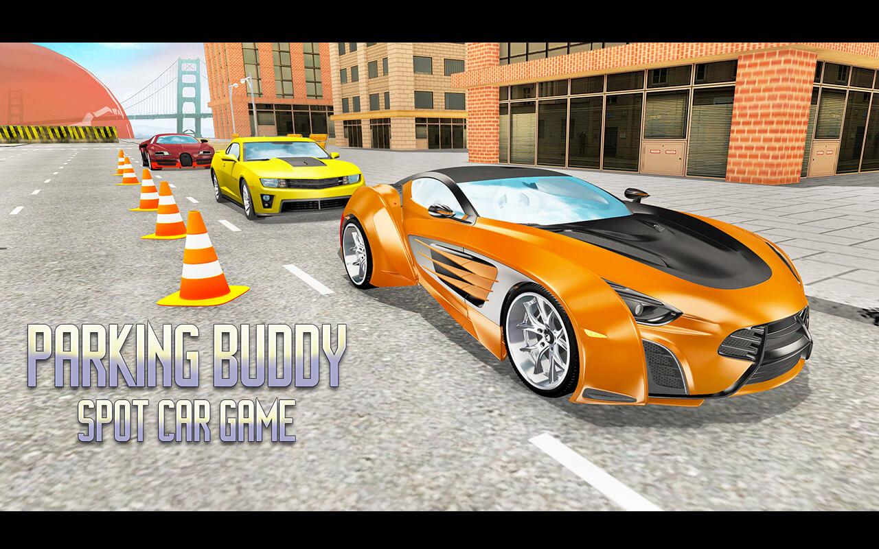 Parking Buddy Spot Car Game
