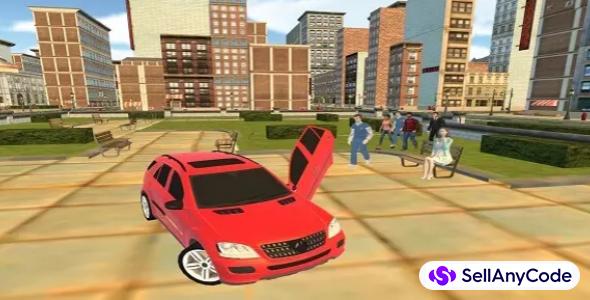 Passenger Taxi Car Rush Drive 2k21 64 Bit Source Code