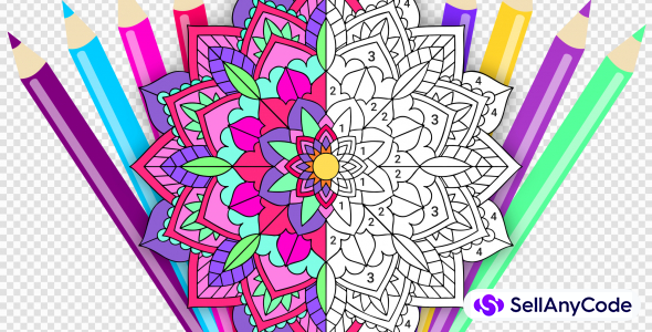 Picture Coloring - Color By Numbers Game