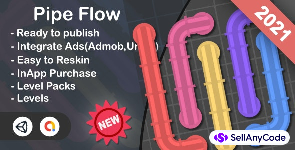 Pipe Flow Unity Source Code
