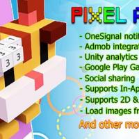Pixel Art – Number Coloring 3D + 2D + Full Monetization features