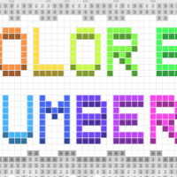 Pixel Coloring – Color By Numbers