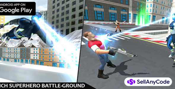 Punch Superhero Battleground: World War Simulator
