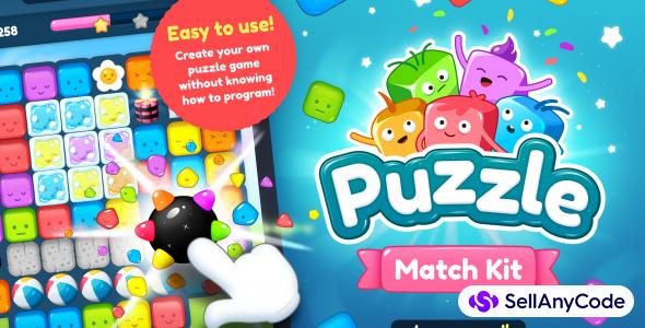 Puzzle Match Kit