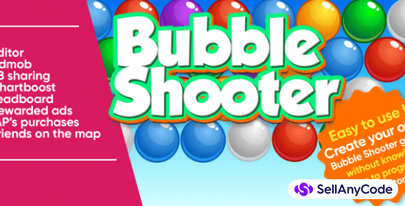 Rabbit Manya Bubble Shooter