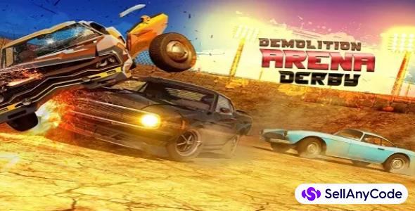 Real Car Demolition Derby Crash Racing 2021