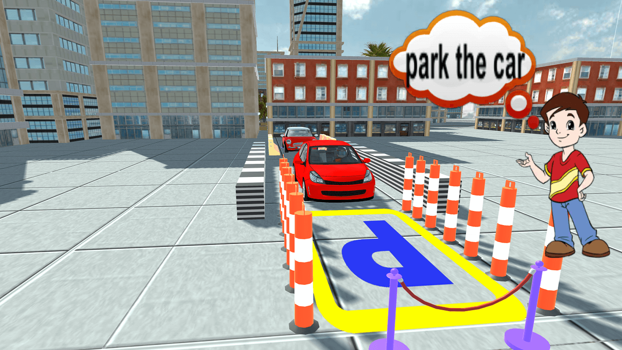 Real Hard Car Parking : Modern Nano Cars Parking 2020 64 Bit