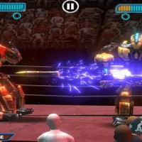 Real Robot Ring Boxing 3D