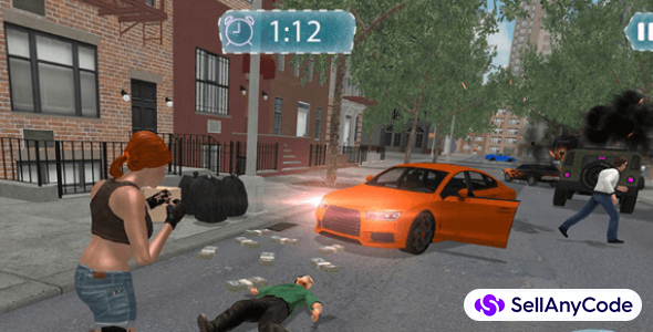 Real Vegas 3D Crime City Simulator – Gods Mafia