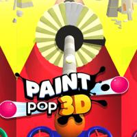 Round Paint 3D