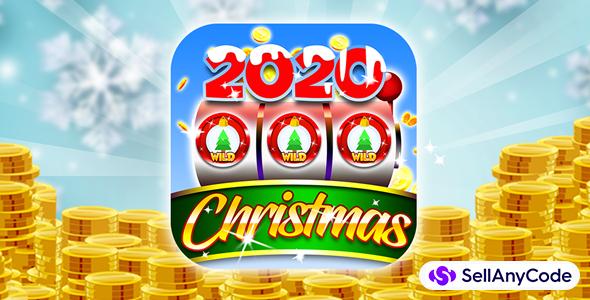 Sainsbury's christmas slots machine 2020