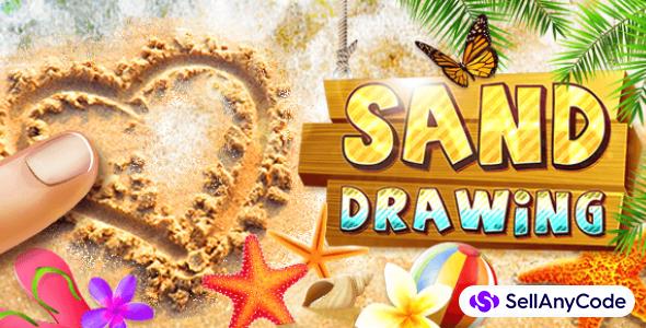 Sand Drawing App