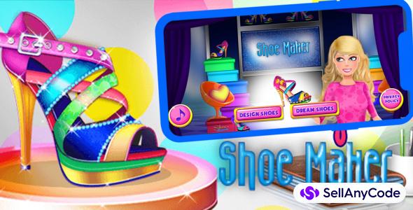 Shoe Maker (Professional Shoe Designer) With Ads