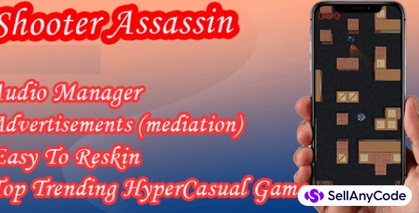 Shooter Assassin – Hypercasual Trending Game