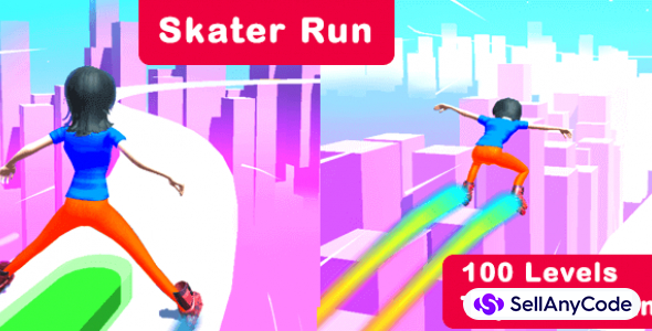 Skater Run – Trending Hyper Casual Game