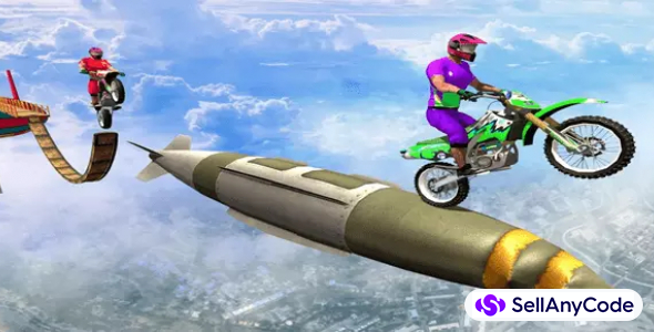 Sky bike stunt 3d | Bike Race – Free Bike Games