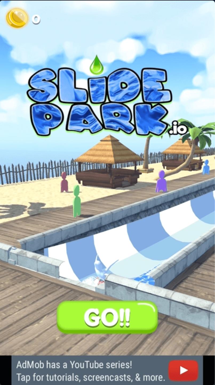 Slide Park.io – Aquapark
