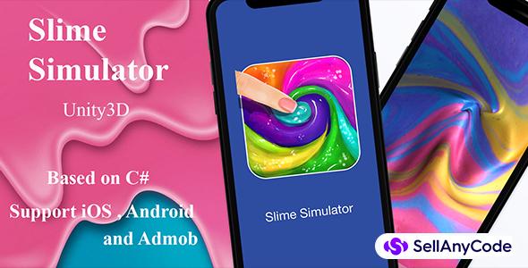 Slime Simulator - Unity Project