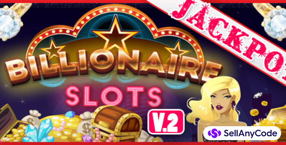 Slot Machine Source Code Unity3D – Android & iOS – Casino Game