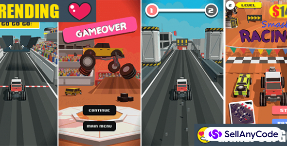 Smashy Drive | Trending Game