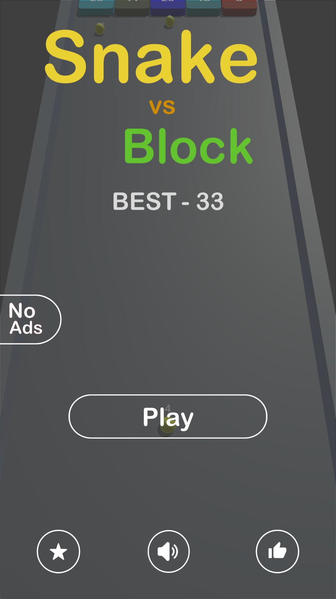 Snake Vs Block 3D