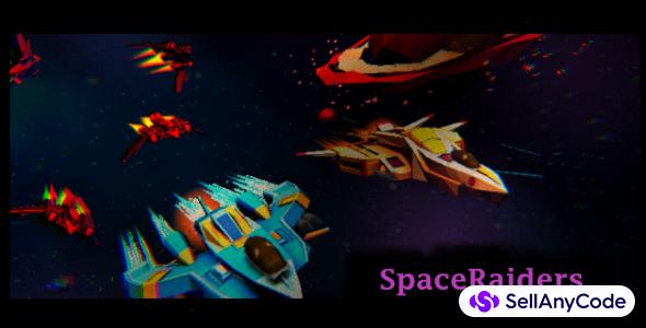 Space Raiders Defenders Of the Galaxy