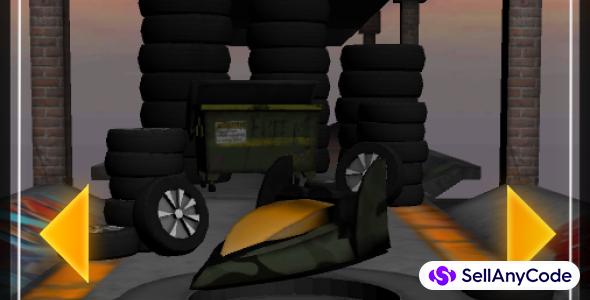 Spaceship Starter Game