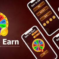 Spin To Win Cash : Spin To Earn - Win Daily Money - Earn Money - Android App + Admob + Facebook