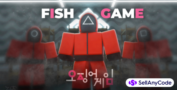 Squid Game - ads in server