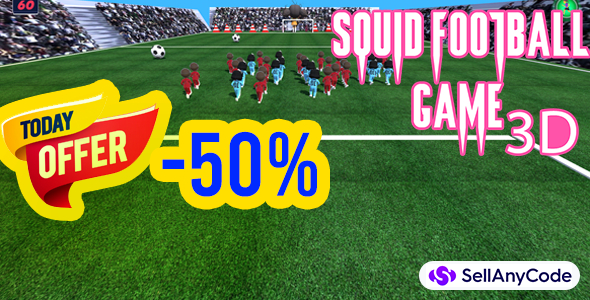 Squid game football