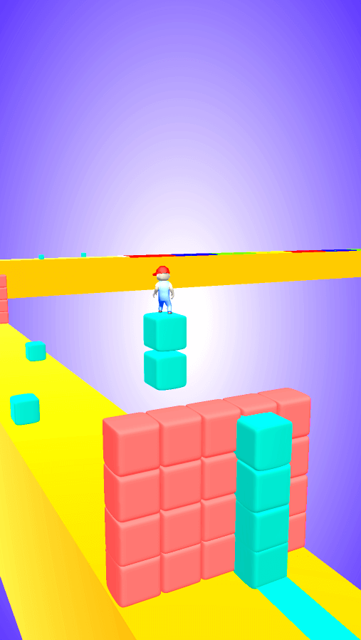 Stack Cubes