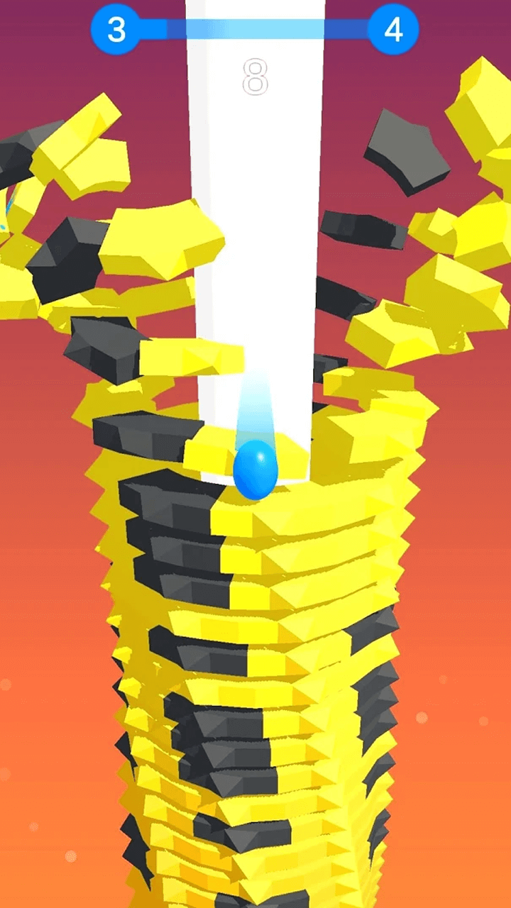 Stack Fall (Stack Ball)
