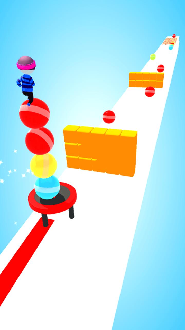 Stack Run – Rider Game