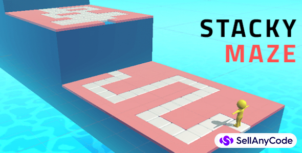 Stacky Maze – Hypercasual Game