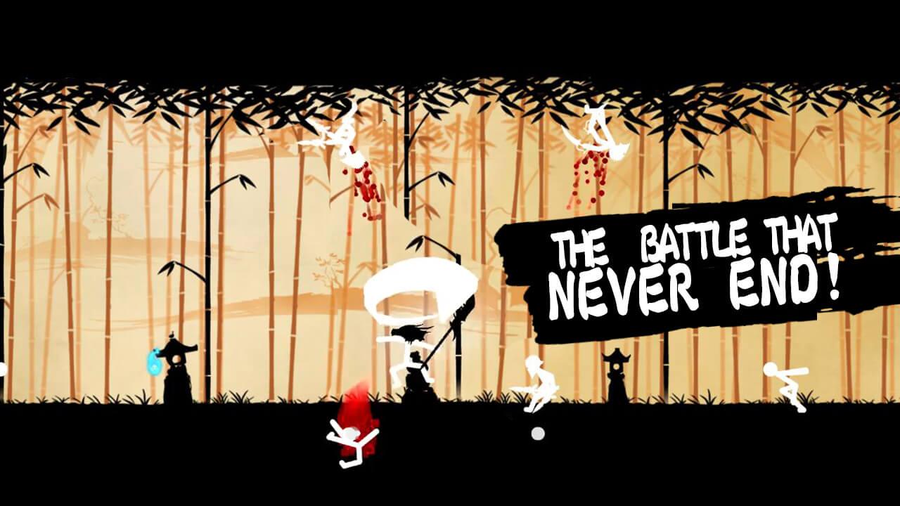 Stick Fight: Shadow Warrior Unity