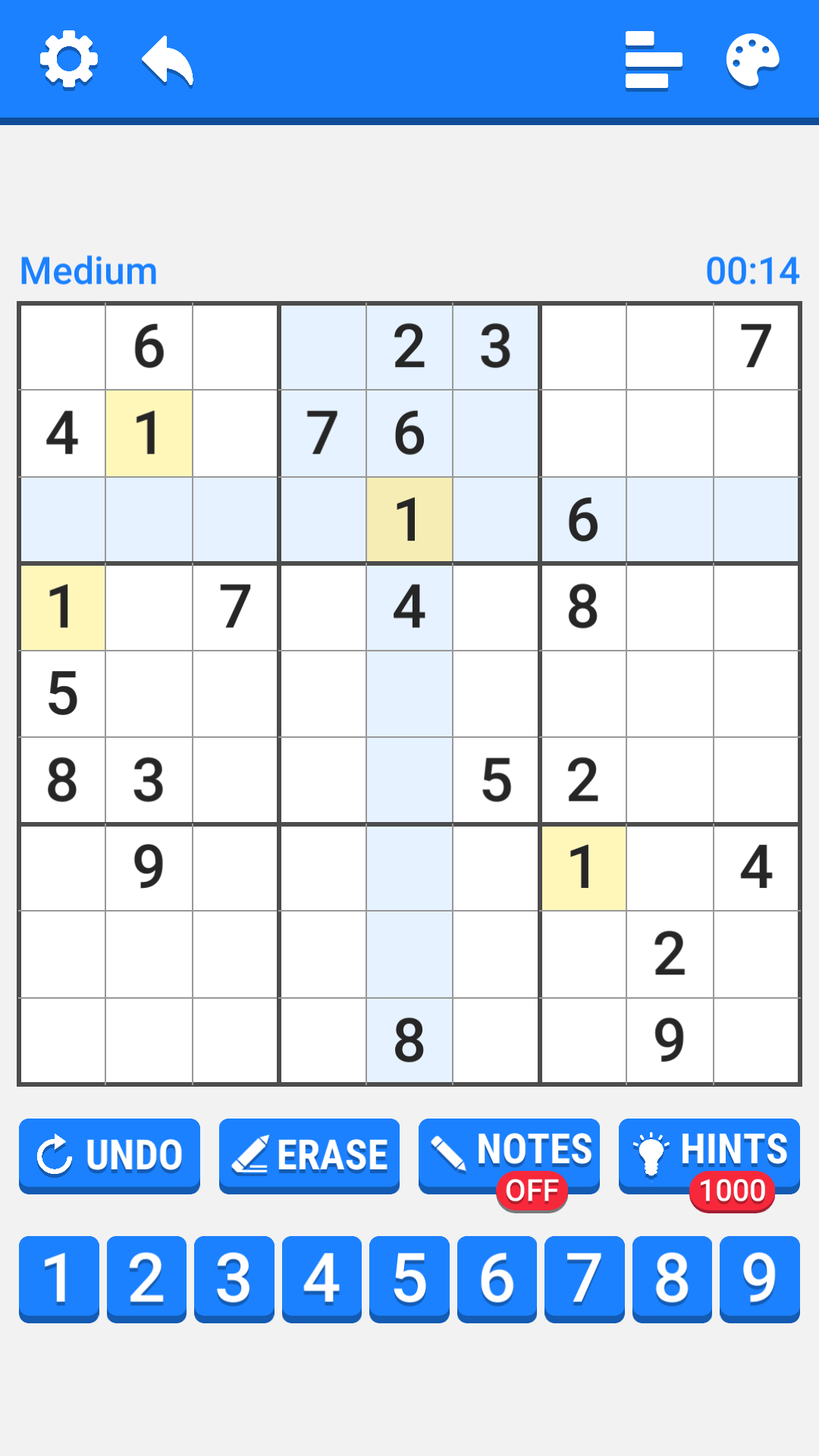 Sudoku – Classic Puzzle Game