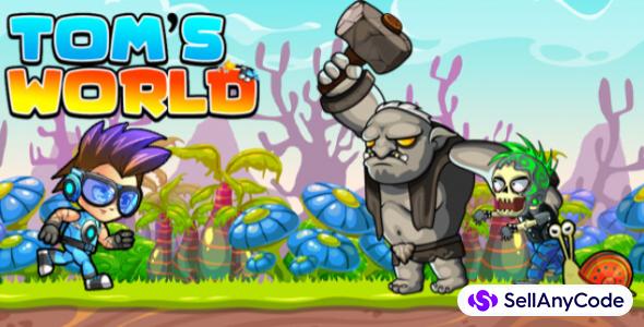 Super Jungle Adventure 2021 - Full Unity Game ADMOB ADS
