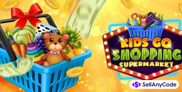 Supermarket Mania – Shopping Games