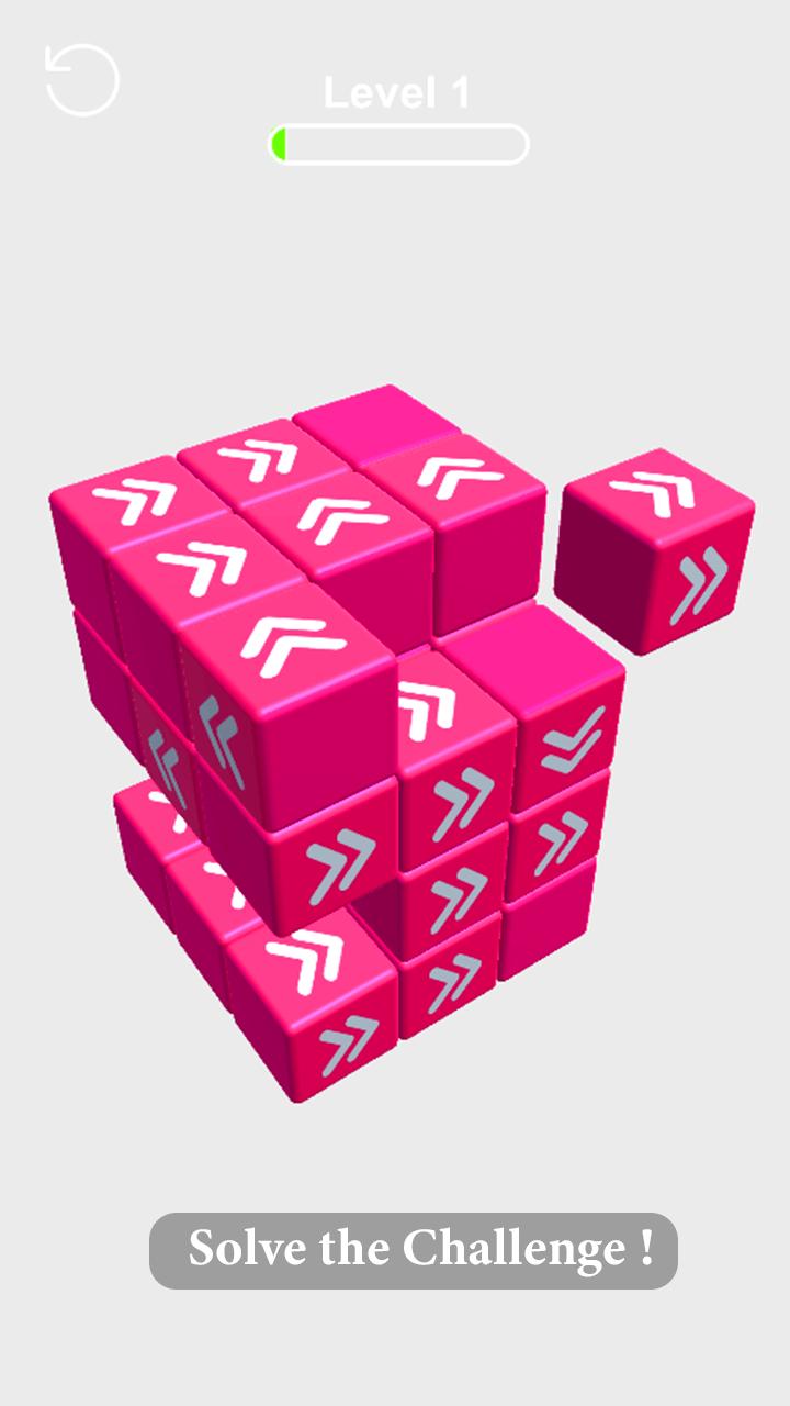 Swipe Away – Unity Game