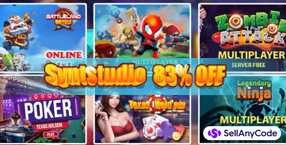 Synt Studio's September Super Sale Bundle Offer: 10 Games