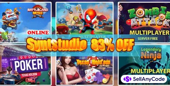 Synt Studio's September Super Sale Bundle Offer: 10 Games