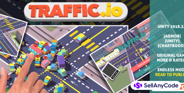 TRAFFIC.IO | ORIGINAL GAME